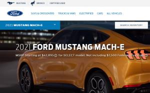 Saham Ford Di Paras Kritikal